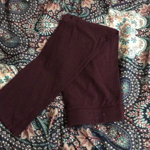Aerie size large leggings